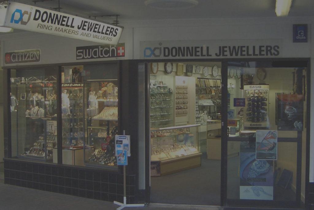 donnell jewellers christchurch nz